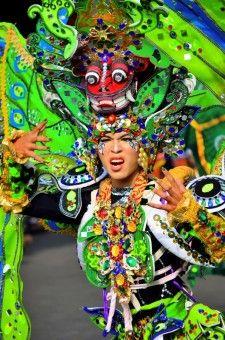 Simon Anon Satria: The famous Banyuwangi Ethno Carnival from Banyuwangi, East Java - Indonesia.
