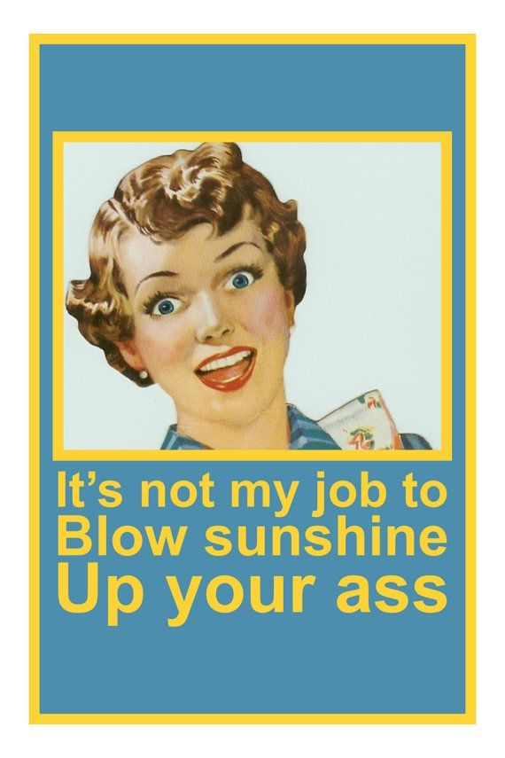 Funny Adult Humor Greeting Card by SLANTEDmind on Etsy, $5.99