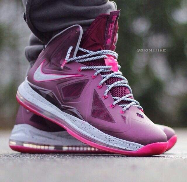 e344409c4cbc Buy Authentic Nike Lebron 10 X Sports Pack Crown Jewel