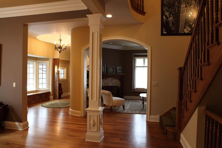 square columns square column built by battaglia homes home ideas pinterest columns