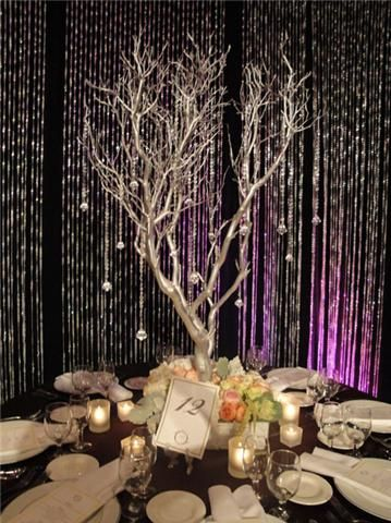 192 Best Manzanita Branches Wedding Flowers Images On