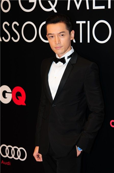 Hu Ge and Huang Xiaoming Lead the Pack of Gorgeous C-actors at the 2016 GQ Men of the Year Awards | A Koala's Playground