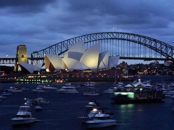 Viewing La Boheme at the Sydney Opera House