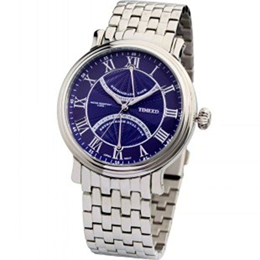 Business casual Men's Watch/Fashion watch/Men's Watch/Quartz watch-A