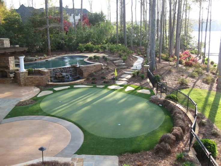 53 best backyard putting green ideas images on pinterest