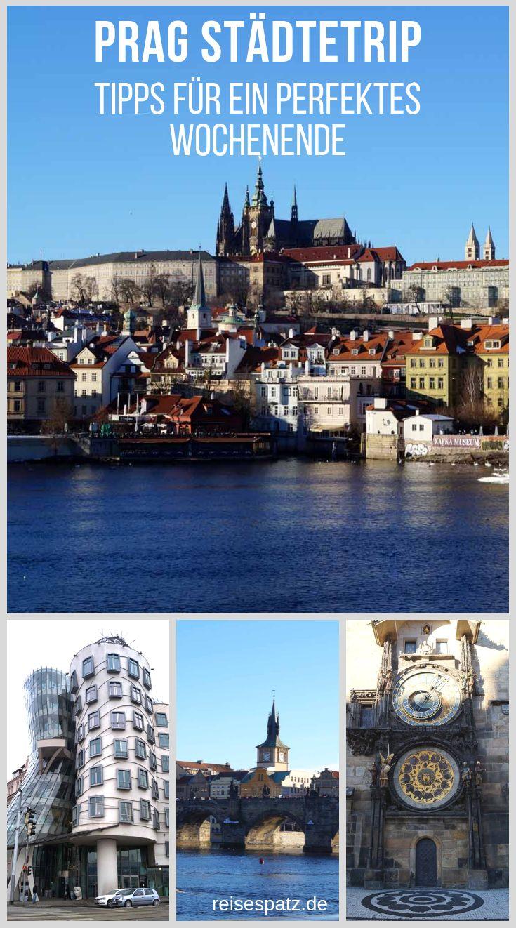 Prag – coole Tipps für ein geniales Wochenende