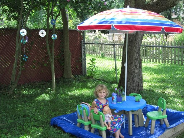 Outdoor Play Cafe