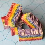 Rainbow Squirty Swirls – The Most Popular Soap Ever