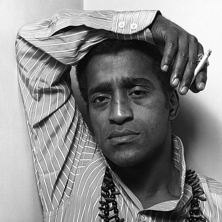 Sammy White (actor) Sammy Davis Jr By Clive