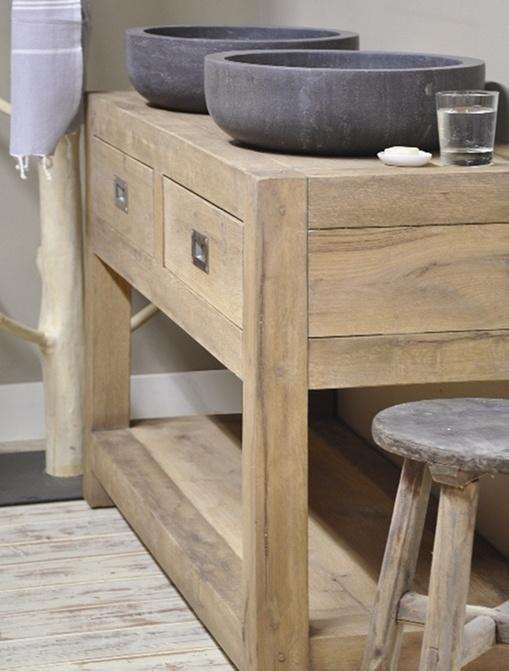 14 best Idées de Meubles pour Vasques images on Pinterest Bathroom - Meuble De Salle De Bain Sans Vasque
