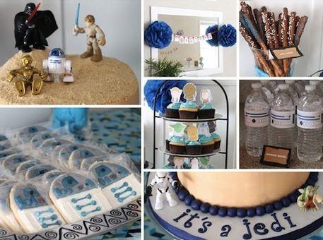 Star Wars Themed Baby Shower Ideas Love It!