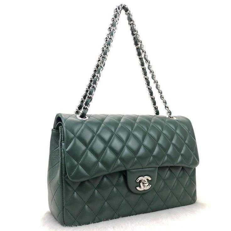 Chanel Jumbo 3,55 Bag (With images) Chanel, Chanel jumbo