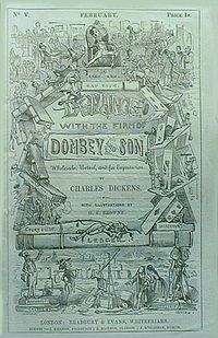 Dombey and Son is such an amazing novel.