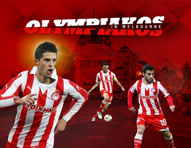 Olympiakos plays in Melbourne. Find Reds' full collection here: http://www.sportarena.gr/en-us/eur/olympiakos_home/olympiakos_home?utm_source=pinterest_medium=referral_content=OlyMelbourne_campaign=SApinterest
