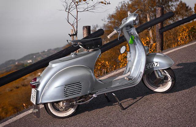1962 Vespa 150S