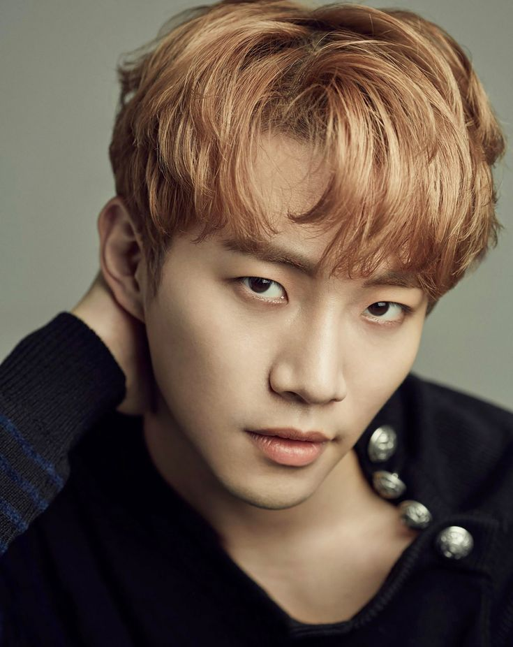 2PM Junho – Marie Claire Magazine October Issue '15