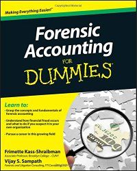 Job opportunities for qualified forensic accounting professionals