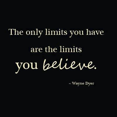 Wayne Dyer Quotes On No Limits