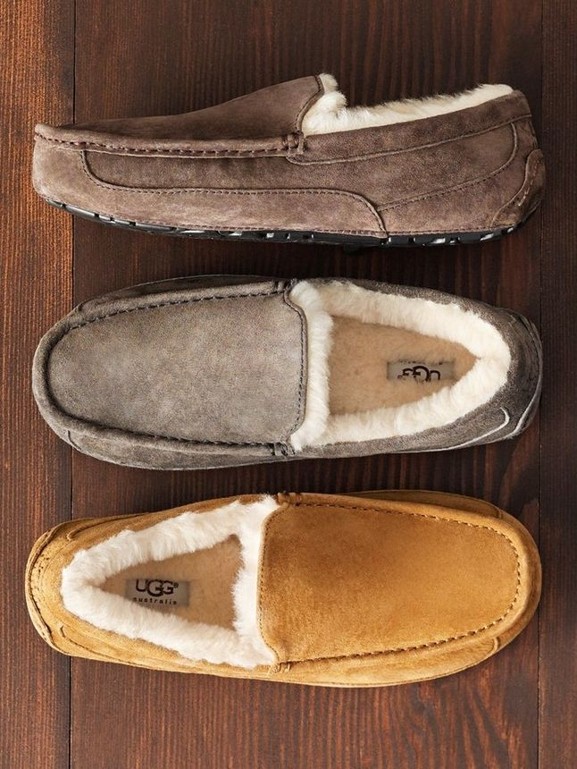 http://rubies.work/0823-ruby-pendant/ Every dad deserves a pair of these cozy UGG slippers for lounging around the house.