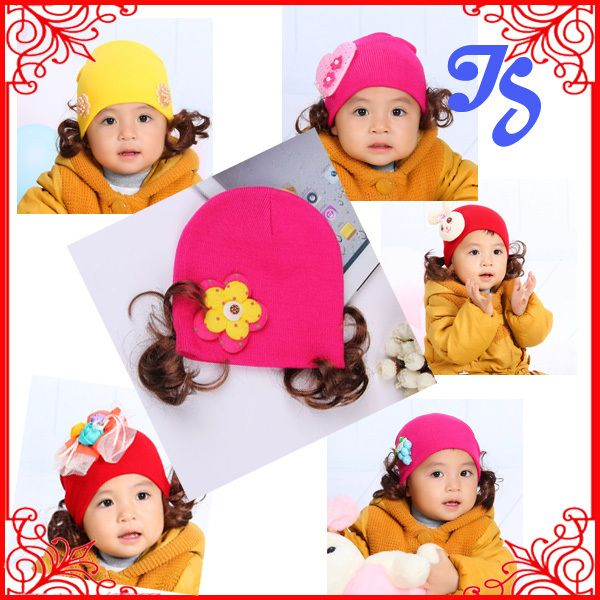 $8.85 (Buy here: https://alitems.com/g/1e8d114494ebda23ff8b16525dc3e8/?i=5&ulp=https%3A%2F%2Fwww.aliexpress.com%2Fitem%2FFashion-Autumn-Winter-Korean-Style-Baby-Beanie-Children-wig-Hat-Elastic-cap-Children-knitted-wig-beanie%2F32357927121.html ) Fashion Autumn Winter Korean Style Baby Beanie Children wig Hat Elastic cap Children knitted wig beanie for just $8.85