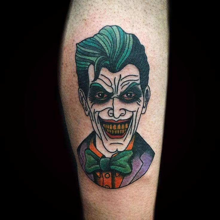 Best 25+ Joker Tattoos Ideas On Pinterest