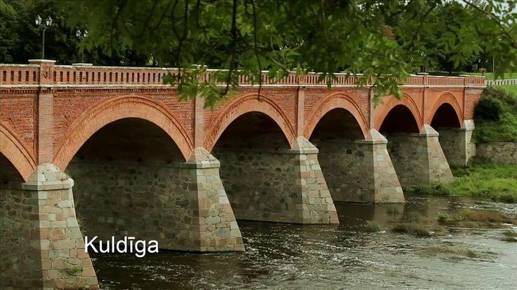 TOP 10 Tourism Destinations in Latvia on Vimeo