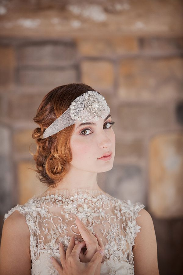 vintage style bridal hair accessories 436 best images about great gatsby vintage themed 4352