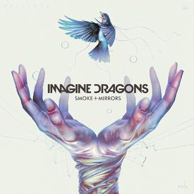 Imagine Dragons Smoke + Mirrors cover