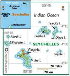 Best Les Seychelles Images On Pinterest Seychelles - Seychelles victoria map indian ocean