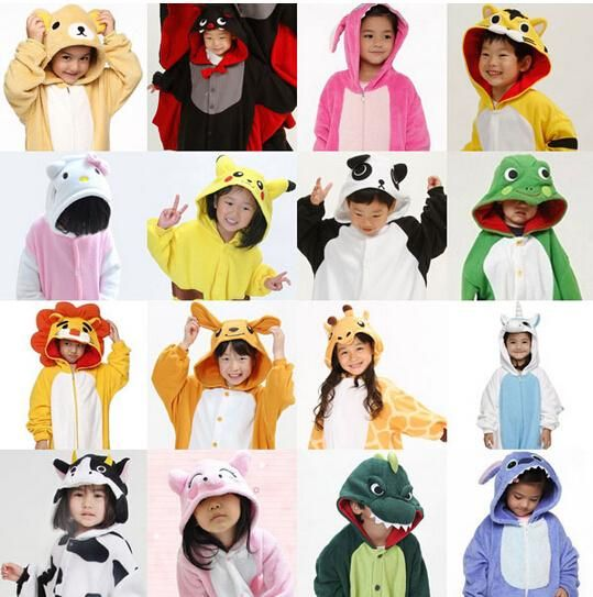 Hot Sale Kids Anime Kigurumi Carnevale Costume Lovely Cheap Pajamas Cosplay Onesies Costume Children Sleepwear Coat From Jessiebee, $29.58 | Dhgate.Com