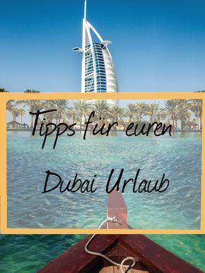 Popular Tipps f r euren Dubai Urlaub
