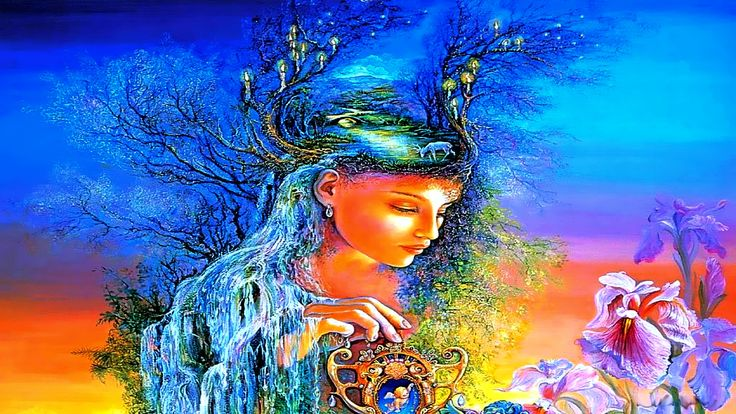 Josephine Wall Screensavers