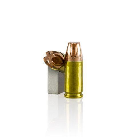 9mm Luger 115gr Xtreme Penetrator Ammunition – Lehigh Defense, LLC
