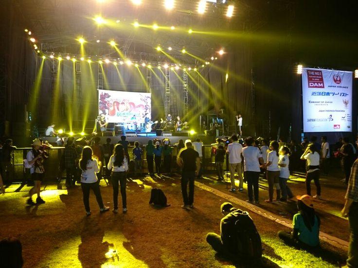 Countdown Asia Festival Jakarta