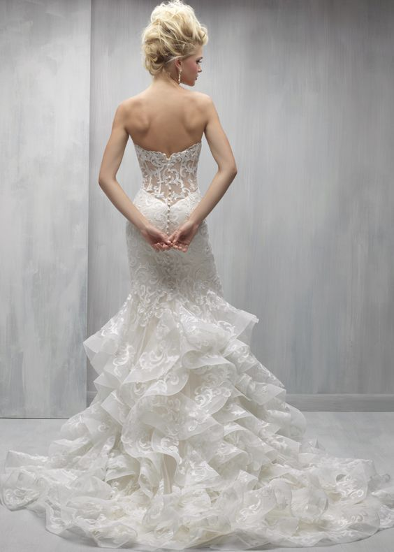 Madison James Wedding Dress Inspiration