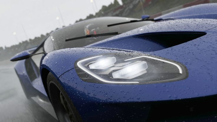 Forza Motorsport 6 - Racing in the Rain Trailer