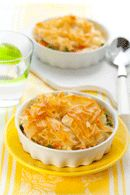 Healthy Dinner Recipes: Chicken & Leek Pie. #HealthyRecipes #DietRecipes #WeightlossRecipes weightloss.com.au