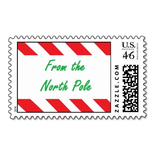 Greetings from the North Pole Postcard Set – Plumfield |North Pole Postcards