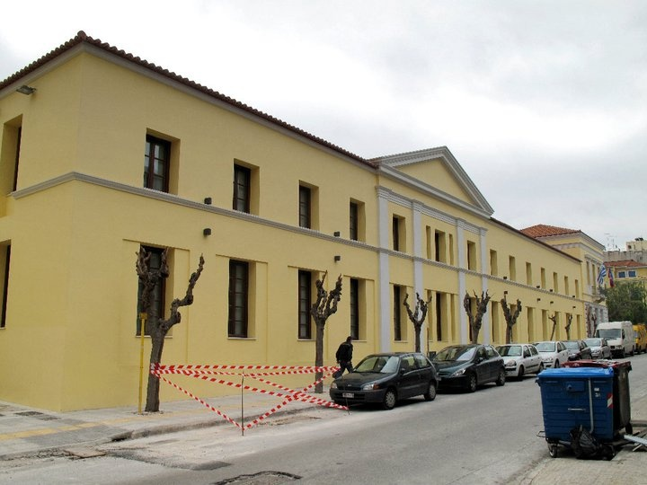 New Municipal Gallery Of Athens, Metaxourgeio