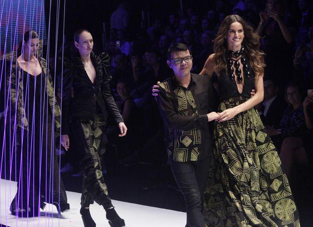 Tiago Prado . Senai Brasil Fashion 2015