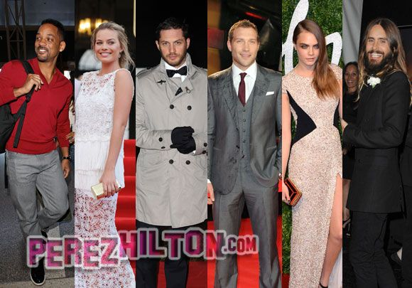Warner Bros Confirms Suicide Squad Cast! Will Smith! Margot Robbie! Jared Leto! Cara Delevingne! Tom Hardy! Jai Courtney!