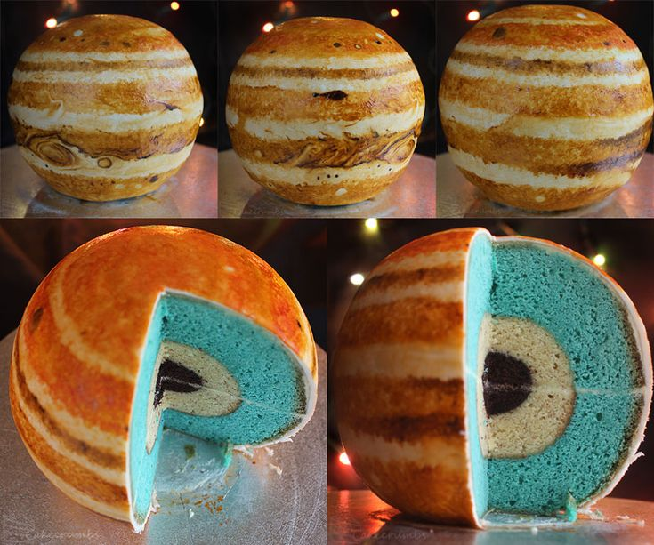 Design by CAKECRUMBS Website | deviantART | Facebook   Rhiannon is the 25-year-old Australian Zoology graduate and self-taught baker behind the food blog cakecrumbs.me. Her incredible Jupiter ...