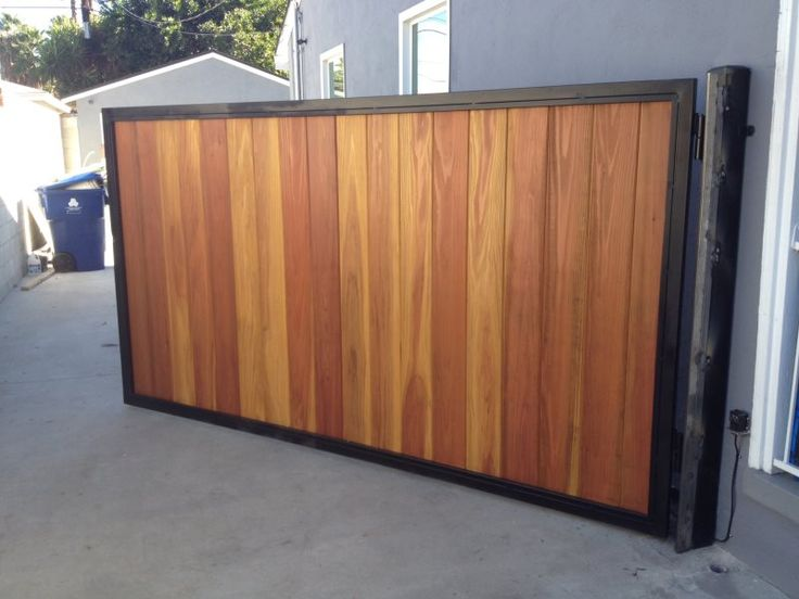 IMG_1278.JPG & 28 best Metal garage doors gates u0026 fences images on Pinterest ...