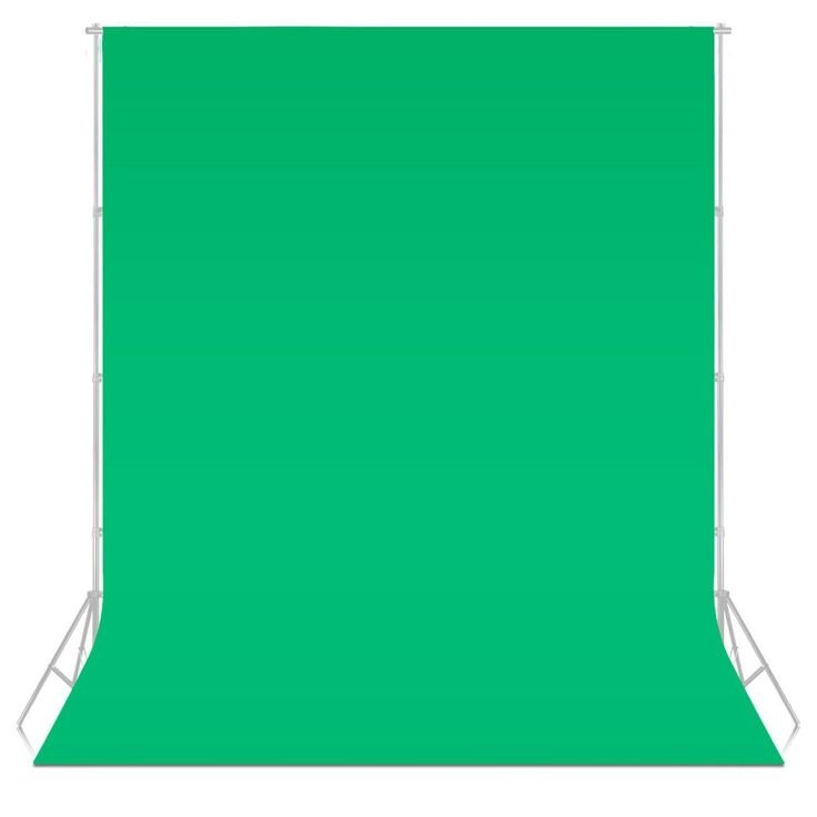 Neewer 3x6M 100% Green Non-Woven Fabric Backdrop Background Cloth Screen Muslin