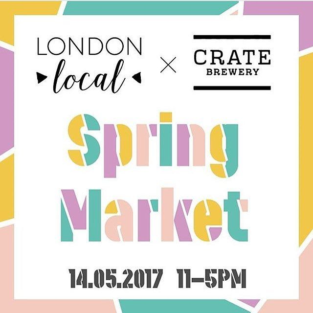 Can't wait for this great event organised by @londonlocalteam this Sunday Crate Brewery  Hackney Wick  Come pop by to see some fabulous designer makers. We'll be bringing some new products too! #shoplocal #shopsmall #popofcolor #springmarket #lolomarket #popofcolor #handmadegifts #designermaker #handmadegifts #newcollection #suzieleeknitwear #london #craftfair #londonmarket #creativebusiness #creativeminds #londonlocalteam #cratebrewery #micksgarage #hackneywick #personalisedgifts #knitwear…