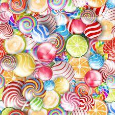 Resultado de imagen de fondos imprimir caramelos
