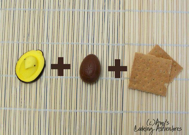 Cadbury eggs, Peeps and Eggs on Pinterest