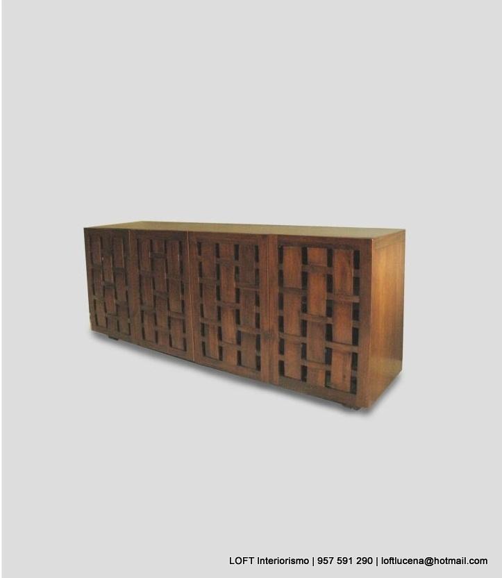 M s de 20 ideas incre bles sobre aparador de madera de - Madera teca exteriores ...