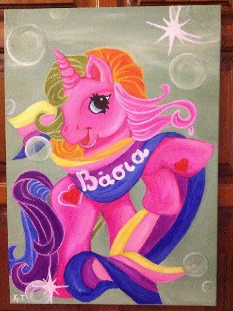Vasia - acrilyc on canvas