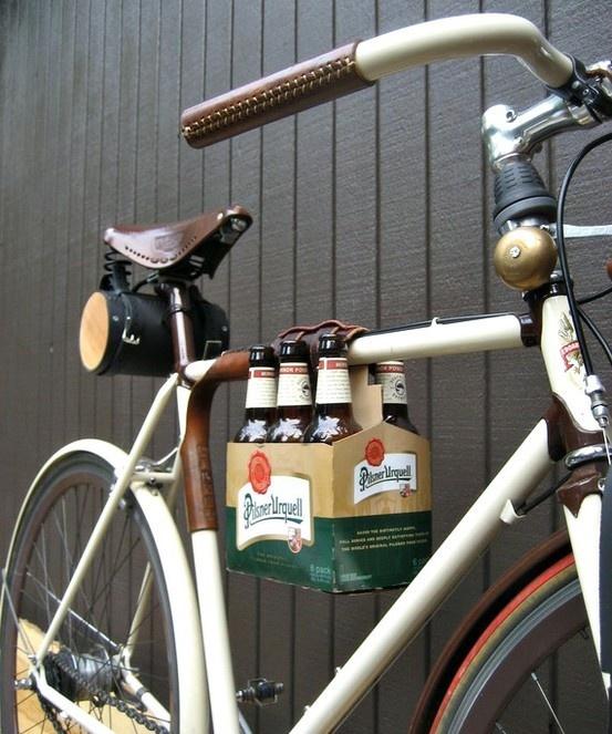 more leather bike stuff